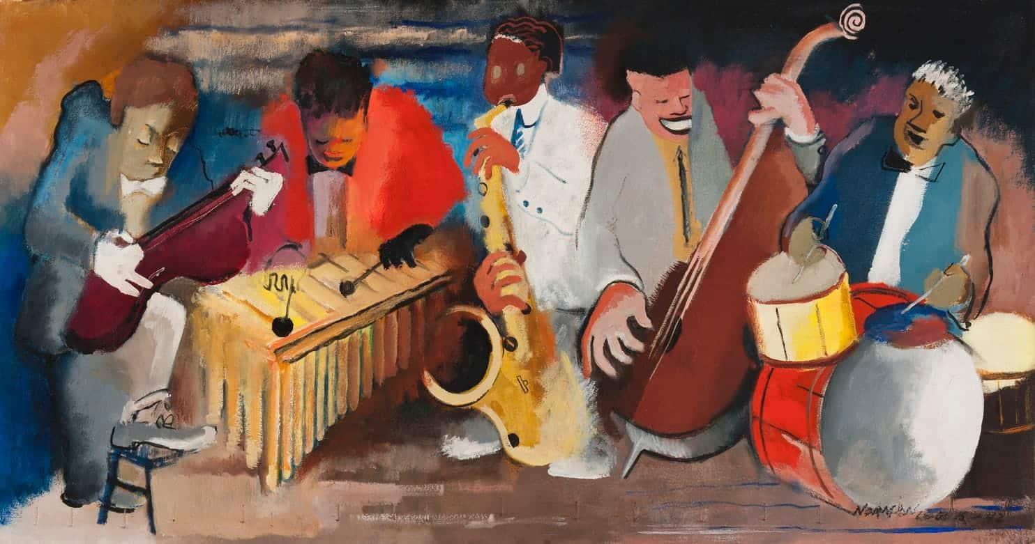 "The Washington Post: A ""Dazzling"" Harlem Renaissance exhibition"