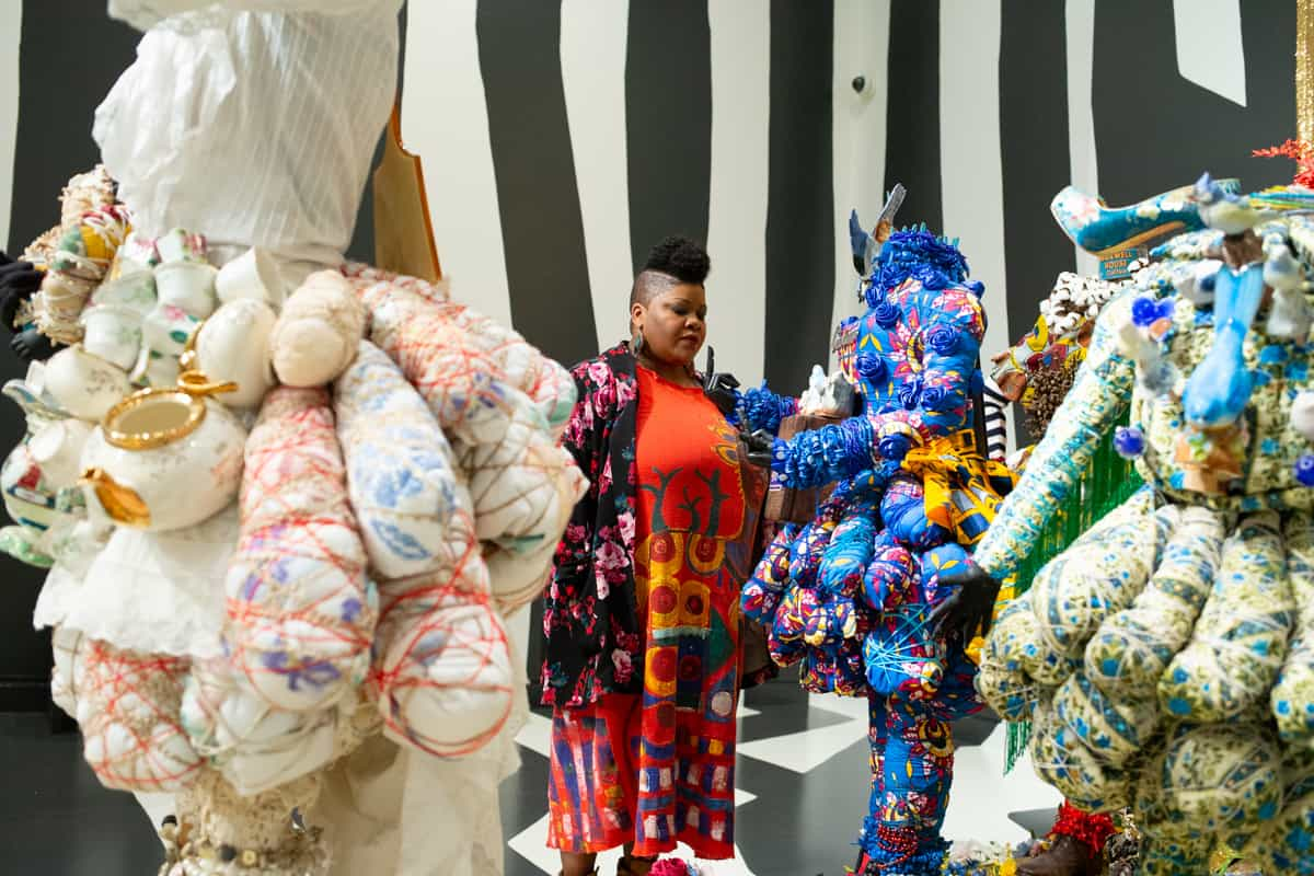 Immersive site-specific installation by leading contemporary artist Vanessa German to be reimagined at UVA's Fralin Museum Of Art in 2019