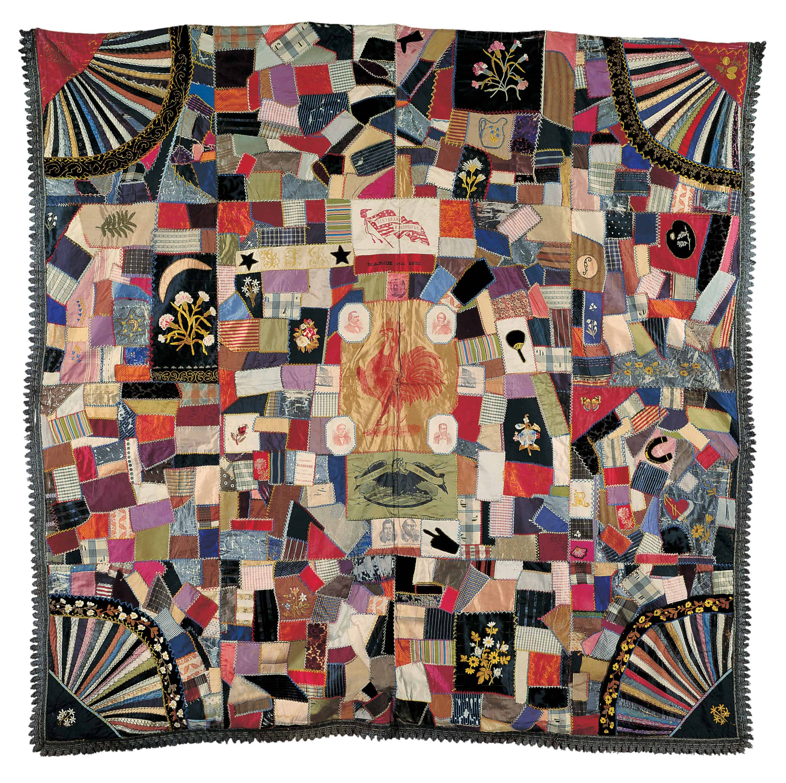 <i>Radical Tradition: American Quilts and Social Change</i> opens at Toledo Museum of Art this November
